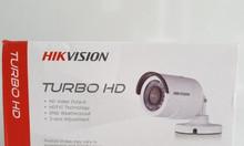 Trọn bộ 8 camera Hikvison full HD 1.0M (Giá 6.300.000) Bảo hành 02 năm