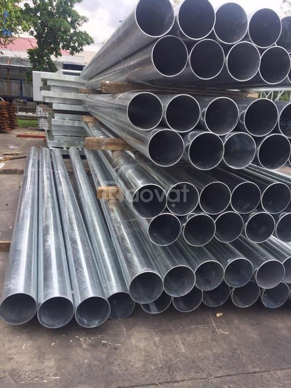 Thép ống đúc phủ sơn phi 168mm,ống thép hàn mạ kẽm phi 168,ống thép