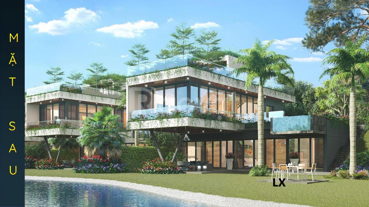 Suất ngoại giao Luxury Villas đơn lập Flamingo Đại Lải SĐVV.