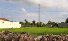 Bán lô đất mặt tiền đường Võ Tấn Đồ, Tp Tân An