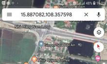 Cần bán 157m2 Thanh Tây, P.Cẩm Châu, Hội An, KV nhiều villa, homestay