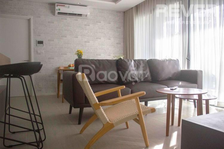 Cho thuê căn hộ 2PN Đảo Kim Cương, giá tốt