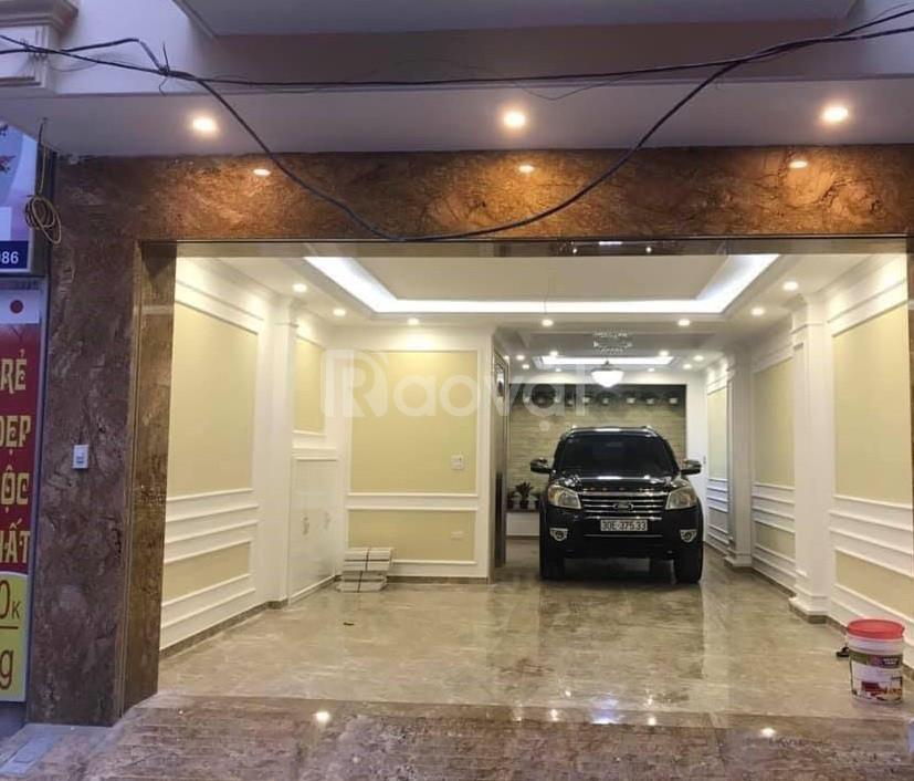 Bán nhà Nguyễn Quý Đức, 40m2x5 tầng, mt 6m, phân lô, ô tô, kinh doanh.