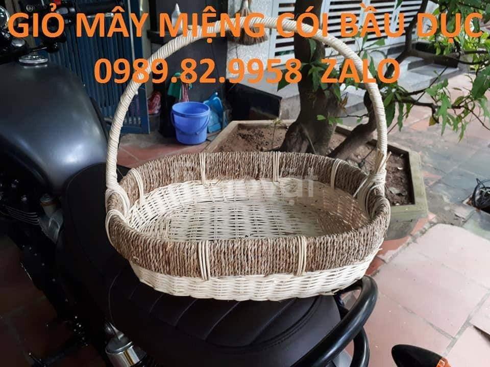 Bán giỏ mây Hà Nội
