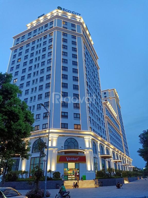 Eco City Việt Hưng, chung cư cao cấp nhận nhà ở ngay, chiết khấu 11%