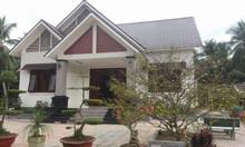 Nhà biệt thự vườn 890m2 thị xã Hà Tiên