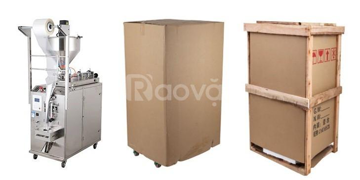 Máy đóng gói chiết rót dạng lỏng hàng công ty