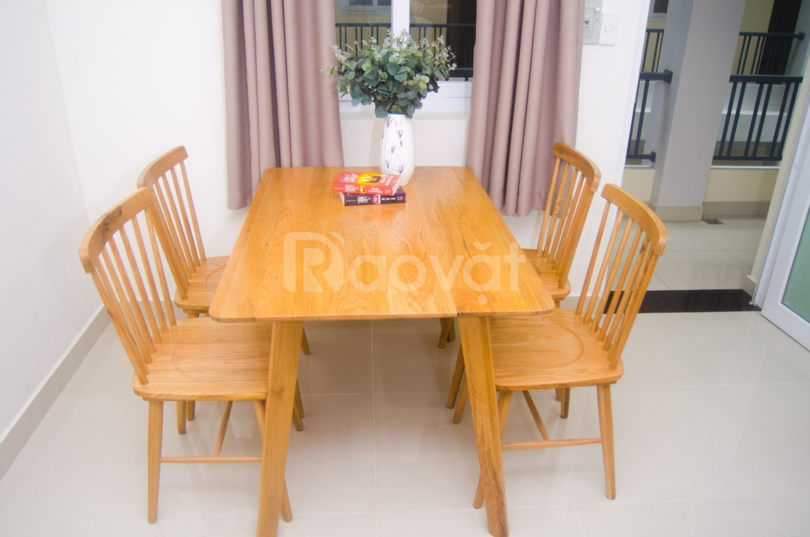 Cho thuê căn hộ mới 1PN 100% tại VSIP 1 Thuận An Bình Dương.
