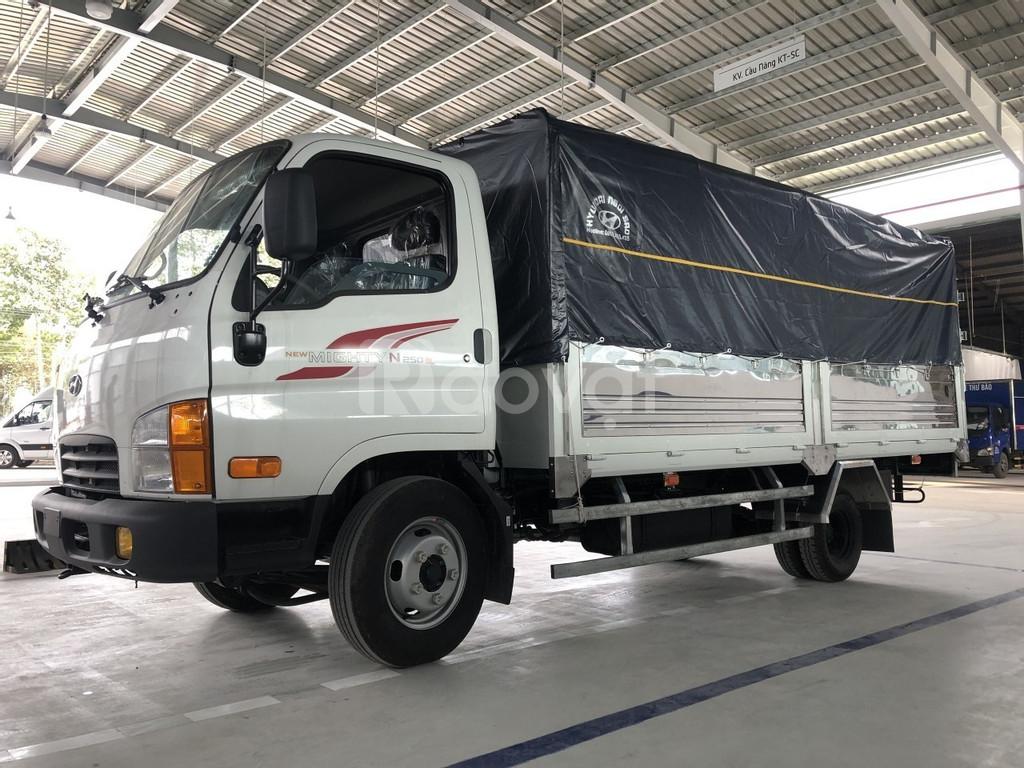 Xe tải hyundai 2 tấn 4 thùng dài 4m3