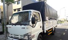Xe tải isuzu 3t5 thùng dài 4.3m đời 2019