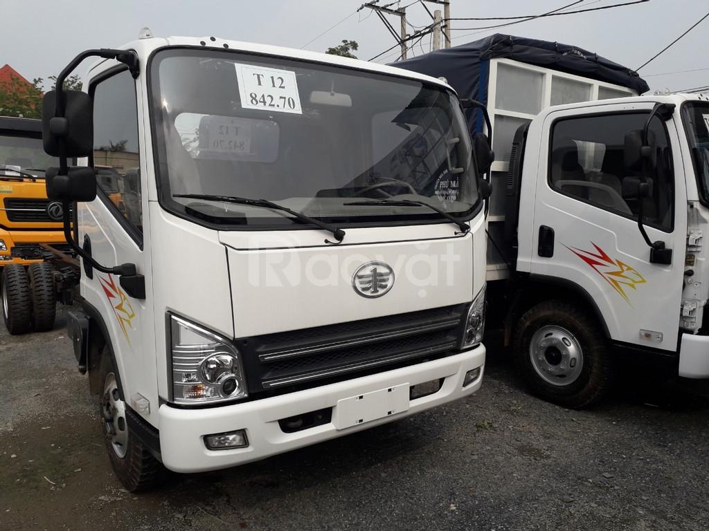 Xe tải 8 tấn thùng dài 6.2m ga cơ máy huyndai nhập