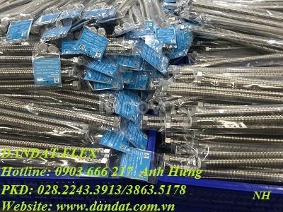Có bán ống cấp nước lạnh, dây cấp nước inox, ống dẫn nước inox 304