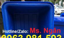 Thùng nhựa dung tích lớn, thùng nuôi cá, thùng đựng nước sạch giá rẻ