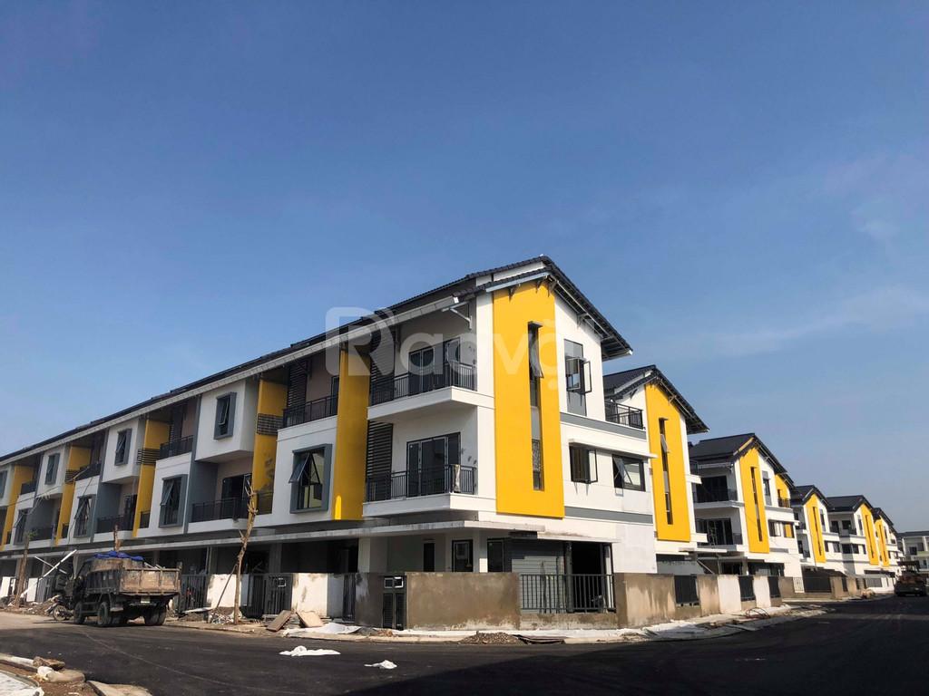Bán nhà 3 tầng 90m2 trong KĐT Belhomes – Vsip Bắc Ninh