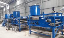 Máy ép bùn băng tải Việt Nam sản xuất chất lượng cao giá tốt