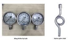 Đồng hồ đo áp suất lò hơi là gì?