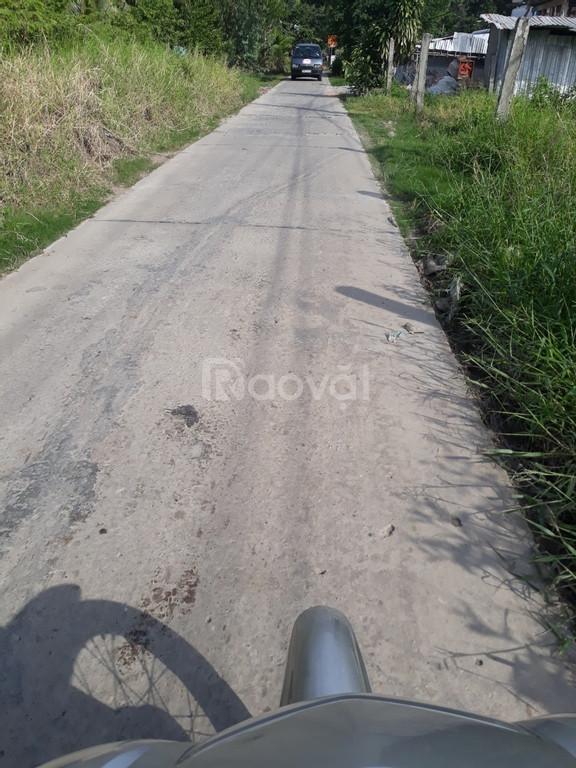 Đất ruộng Rạch Chát 3, gần khu công nghiệp Thạnh Lộc, phường Vĩnh Hiệp