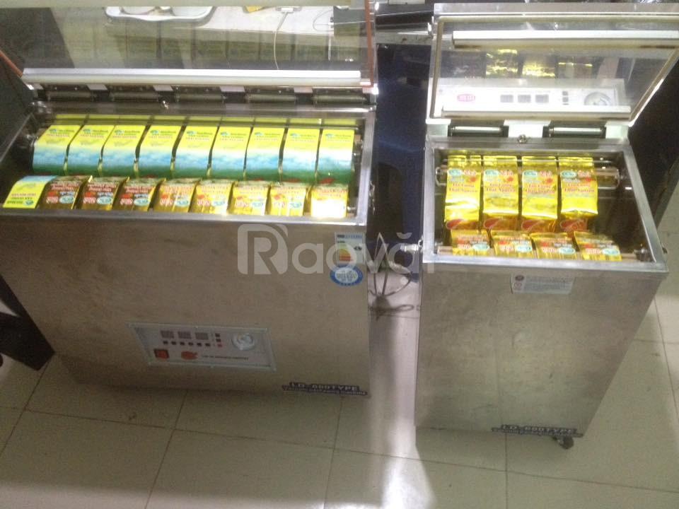 Dịch vụ đóng hút chân không thực phẩm tại Hà Nội