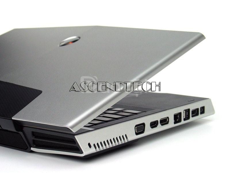Laptop Dell Alienware M17 Cpu 2.8Ghz HDD 500 Màn hình 17in Vga 9400M Đ