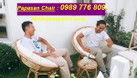 Ghế papasan , ghế mây tròn thư giãn (ảnh 4)