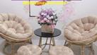 Ghế papasan , ghế mây tròn thư giãn (ảnh 5)