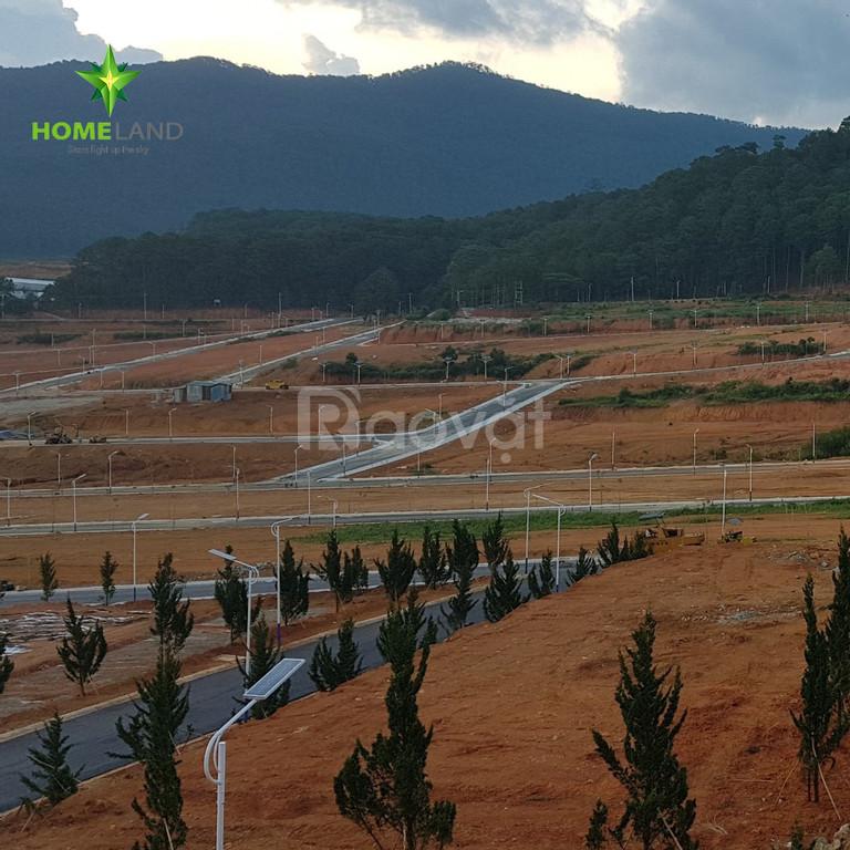 Bán lô đất nền biệt thự đẹp Langbiang Town  giá 5.04 tỷ