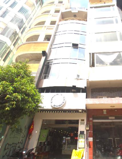 Bán nhà mặt tiền Huỳnh Thúc Kháng, Bến Nghé, Q1. DT: 4mx16m, 5 tầng