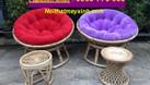 Ghế papasan , ghế mây tròn thư giãn (ảnh 1)