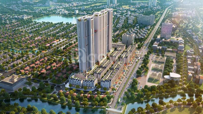 Suất ngoại giao căn hộ 3 phòng ngủ dự án The Terra An Hưng, Hà Đông