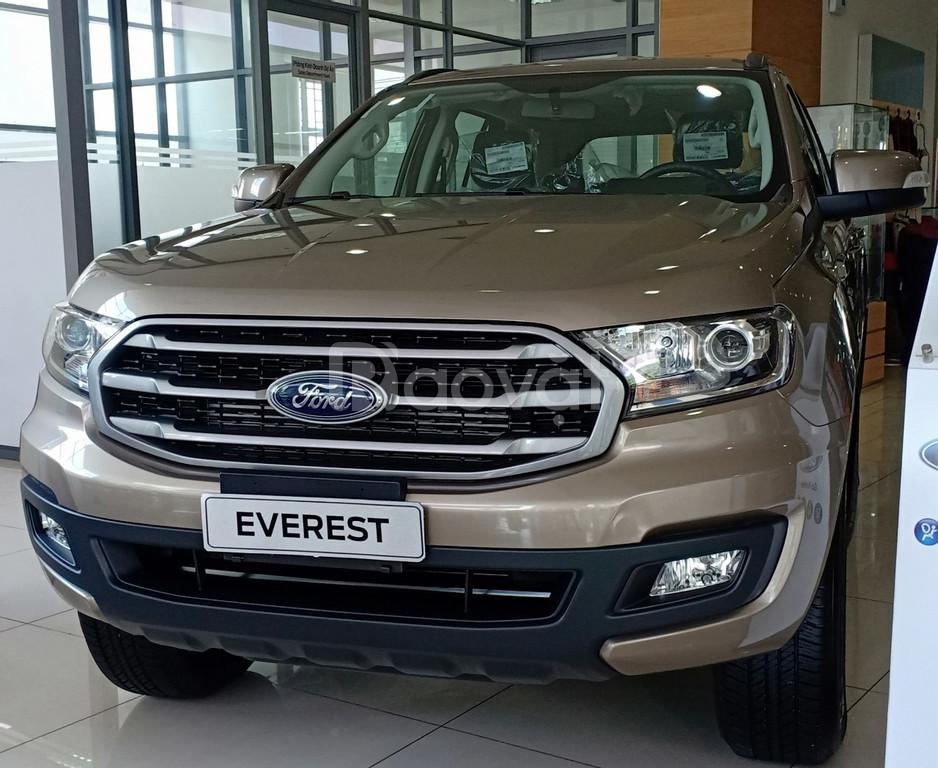 Ford Everest, giá tốt, ưu đãi lớn