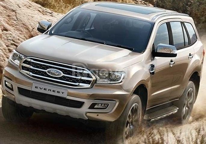 Ford Everest 2019 gía tốt