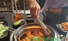 Bếp nướng than hoa không khói HÀN QUỐC bếp hút âm