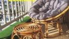 Ghế papasan , ghế mây tròn thư giãn (ảnh 6)