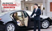 Cho thuê ô tô có người lái tại Hà Đông