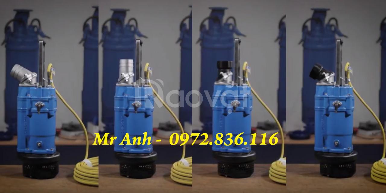 Báo giá máy bơm chìm nước thải Tsurumi 7.5kw, KTZ67.5 (ảnh 1)
