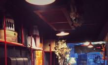 Bàn ghế mây sò cafe