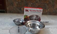 Bếp nướng than hoa đặt âm bàn bếp nướng vỉè inox giá rẻ hàng Việt Nam