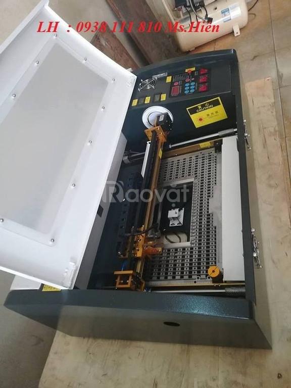 Máy laser khắc dấu, máy laser mini 3020 giá rẻ tại Hà Nội