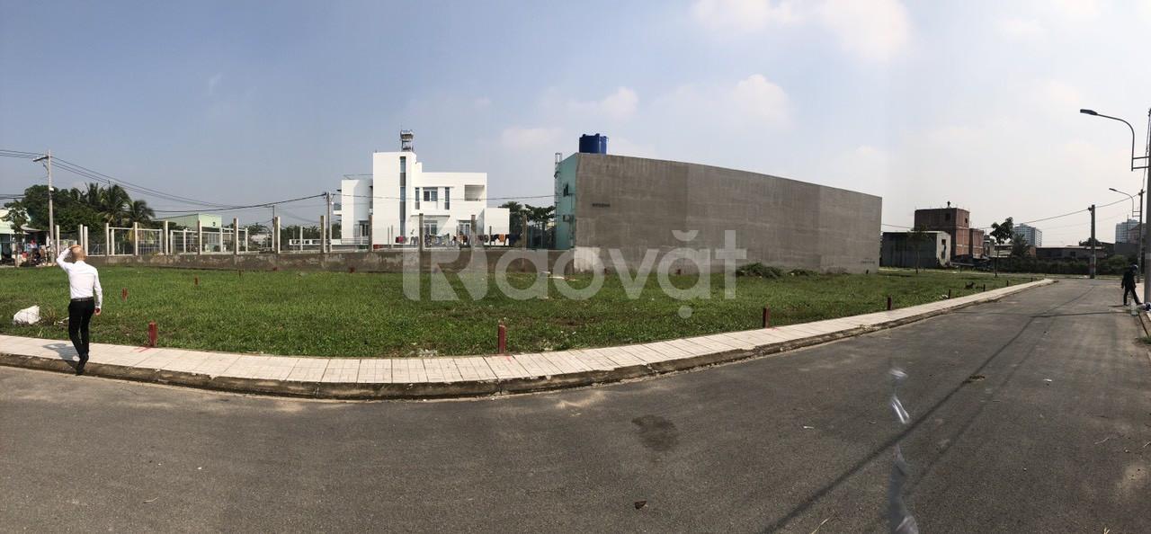 Đất Dương Đình Cúc Bình Chánh SHR, đường nhựa 8m giá 2,6tỷ