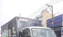 Bán Xe tải isuzu QKR55H thùng kín 1.9 tấn đời 2017