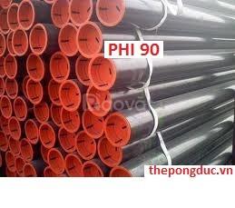 Thép ống đúc phi 108, dn 100, phi 159, od 159, phi 168