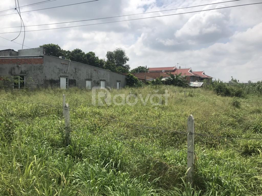 Bán đất giá rẻ MT Bà Thiên huyện Củ Chi, SHR, thanh toán nhanh.