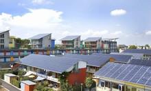Điện năng lượng mặt trời lắp mái nhà