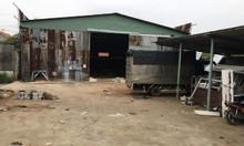 Cho thuê nhà xưởng 700m2 đường Hà Huy Giáp, P.Thạnh Lộc, Q12, giá rẻ
