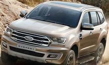 Ford Everest 2019 giao ngay đủ màu