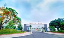 Chỉ hơn 800tr có ngay lô đất tại dự án Happy Land Đông Anh