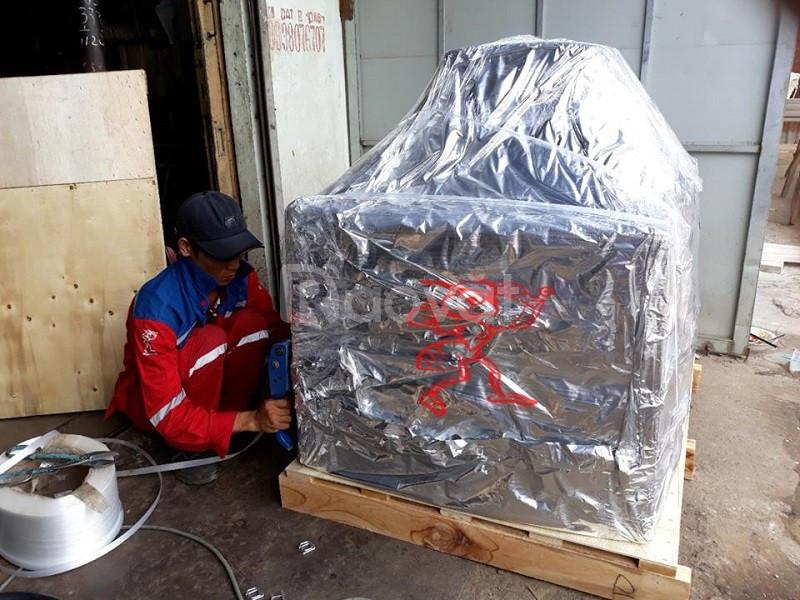Dịch vụ đóng gói hút chân không hàng hóa máy móc giá rẻ
