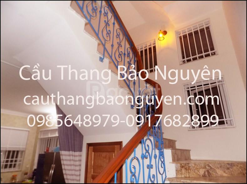 Bảng báo giá cầu thang sắt mới tại Mỹ Đức Hà Nội năm 2019