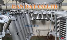 Khớp giãn nỡ bù trừ áo-khớp co giãn nhiệt-ống nhún inox 304.