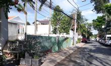 Bán gấp đất đường 64, Phường Thảo Điền, DT 8,5x27.5m, 1 hầm + 5 tầng